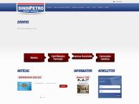 sindipetroserra.com.br