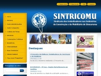 Sintricomu.com.br - SINTRICOMU - Seja Bem Vindo
