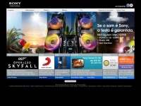 Sony.com.br - Sony Brasil | Tecnologia, Notícias, Eletrônicos e Entretenimento | Sony BR | Sony BR