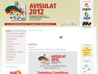 Avisulat 2016 - V Congresso Sul Brasileiro de Avicultura, Suinocultura e Laticínios