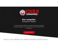 Principal - Status Formaturas