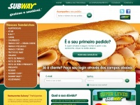 SUBDELIVERY - Delivery dos restaurantes SUBWAY®
