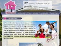Superobracasas.com.br - Super Obra casas pré-fabricadas de madeira