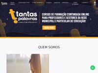 tantaspalavras.com.br