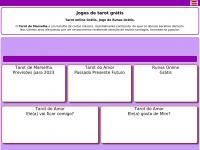 Tarogratis.com.br - Tarot Grátis, Tarot de Marselha, Tarot do Amor, Baralho Cigano, Cartomancia.