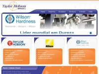 Taylorhobson.com.br - Taylor Hobson Brasil