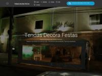 Tendasdecorafestas.com.br - TENDAS DECORA FESTAS # SP - Tel 11 2623-4363 | Whats 11 98721-8011