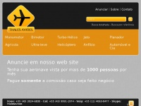 Thales Aviões | Compra e venda de aeronaves