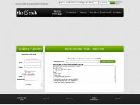 Theclub.com.br - The Club - O maior clube de programadores do Brasil!