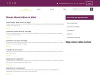 Escola de Inglês em Salto / SP, Ensino e Curso de Idiomas a distância (Inglês, Espanhol, Alemão, Japonês, Francês)