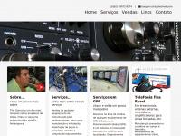 Telecon - TIAO GARRUCHA PP2OE - Radio Amador