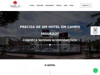 Tonello Business Hotel | Hotel de Negócios em Campo Mourão