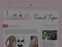 Trend Tips | Fashion and Travel - Moda e turismo por Luli Monteleone