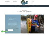 Tucuna – Feito de pescado para pescador