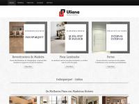 Ulianapisoseportas.com.br - Início | Uliana Pisos e Portas