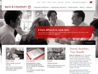 Bain.com - Global management consulting firm - Bain & Company