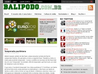 Balipodo.com.br - Parallels Operations Automation Default Page