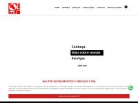 Balitek.com.br - Balitek Instrumentos e Serviços Ltda. - Home