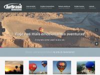 Balonismobrasil.com.br - Air Brasil Balonismo, referência em voo de balão no Brasil