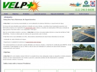 Velpmais.com.br - Aquecedores Solares Zona Sul SP   Velp +