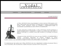 Vidal Advocacia - 11 4701-3941
