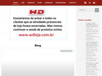 WD Eletrônica e Informática Cristalina Goias