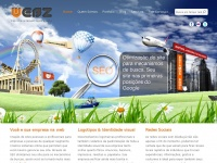 WEBZ COMUNICAÇÃO DIGITAL - criação de sites, SEO, sistemas online, logotipos, e-mail marketing e muito mai