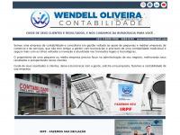 Wendelloliveira.com.br - Site Hospedado na KingHost | Data Center no Brasil
