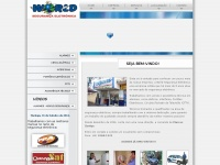 worldsegurancaeletronica.com.br Thumbnail