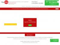 Youweb.com.br - A YouWeb Criação Sites Goiânia Desenvolvimento de Sites Empresa que faz sites Goiania. Criação sites Goias.