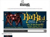spartaproducoes.com.br