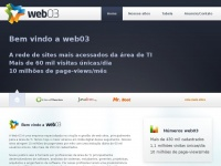Web-03.net - WEB-03 - Sites, portais e conteúdo digital