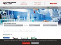 bandeirantequimica.com.br
