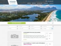 Imóveis para venda ou locação - Power Administração