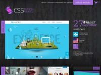 cssdesignawards.com