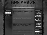 greyhazerecords.com