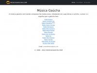 musicagaucha.com