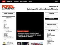 Portal Carangola - O 1º site de notícias de Carangola e Região