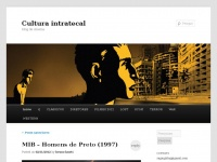 Cultura Intratecal – Cinema, seriados, literatura e música.