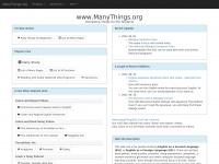 manythings.org