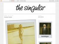 thesingular.blogspot.com