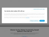 3ds.com - 3D Design & Engineering Software - Dassault Systèmes®