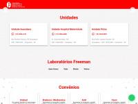 Laboratoriofreeman.com.br - Laboratórios Freeman - Análises Clínicas em Campinas/SP