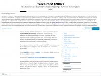 Terceirão! (2007) | blog do terceiro ano do ensino médio do colégio anglo drummond de maringá em 2007