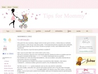 Tips for Mommy!  Página Inicial - Tips for Mommy!