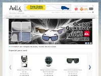 Avillajoias.com.br - Avillá Joias -  Óculos, Relógios e joias: Quiksilver, Roxy e outras