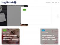 logiprint.pl - drukarnia internetowa oferująca wizytówki, papier firmowy, zaproszenia, plakaty, ulotki, broszury, naklejki, folie reklamowe i pieczątki