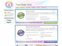 Twodollarclick.com - Two Dollar Click : Welcome To Two Dollar Click!