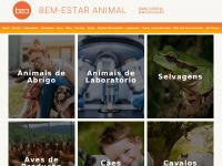 Bemestaranimal.com.br - Bem-Estar Animal na Real