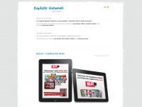 Baptiste.gimonnet.free.fr - /// Baptiste Gimonnet Graphiste print et web